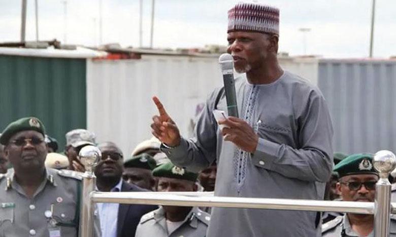 Le chef des douanes nigérianes, Hameed Ali, n'a donné aucun signe de réouverture des frontières, assurant que cette mesure «prendra le temps qu'il faut à nos voisins pour venir à la table des discussions». Ph. DR