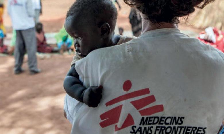 Médecins sans frontières appelle à renforcer  le financement pour une meilleure prise en charge
