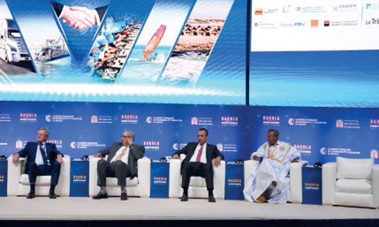 La 4e édition du Forum d'affaires Maroc-France a permis aux participants de se rencontrer en BtoB, de mettre en relation entreprises et acteurs institutionnels et d'identifier et promouvoir les opportunités d'investissements. Ph. Saouri