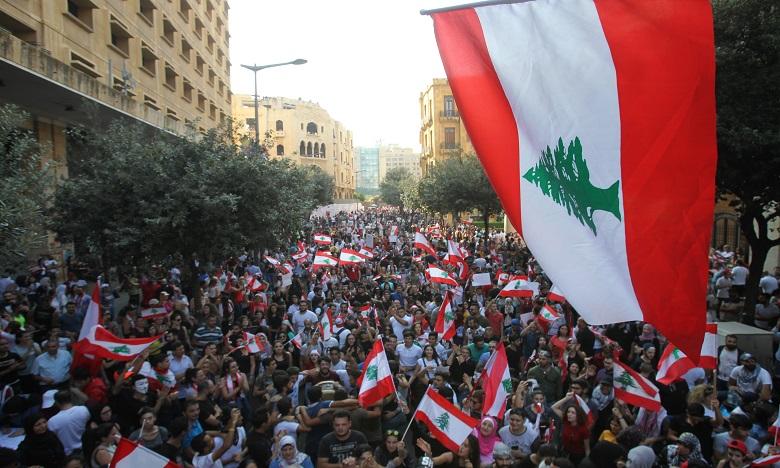 Les réformes visent à calmer la colère des manifestants qui réclament la chute d'un régime jugé inefficace et corrompu. Ph. AFP