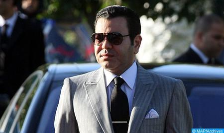 S.A.R. le Prince Moulay Rachid préside l'ouverture de la 12e édition du Salon du cheval d'El Jadida