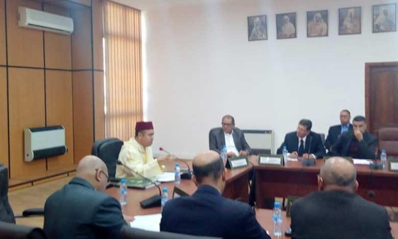 Le Comité provincial de développement humain approuve plusieurs projets sociaux