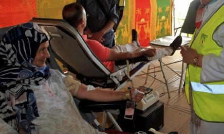 Lutte contre la  poliomyélite:   Le Club Rotary Marina Agadir se mobilise