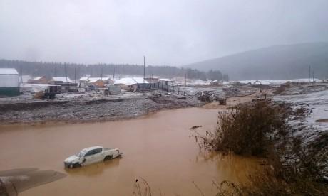 Au moins 13 morts après la rupture d'un barrage sur le site d'une mine d'or en Sibérie