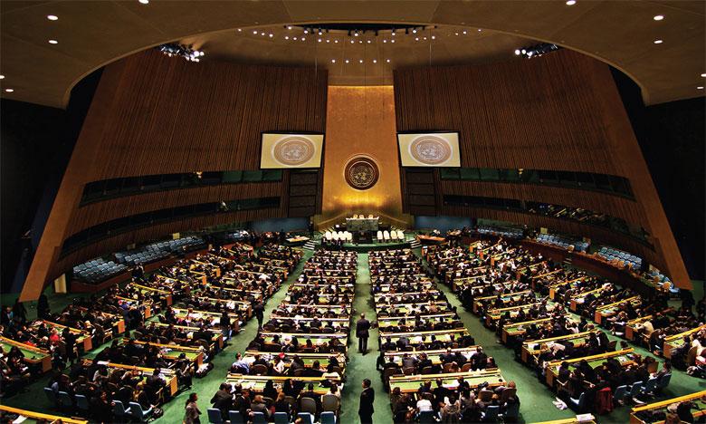 La résolution de la quatrième Commission réitère  le soutien au processus politique visant le règlement  de la question du Sahara marocain