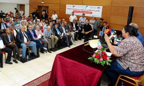 Le PCS, Ennahda et l'UMD s'unissent à Casablanca