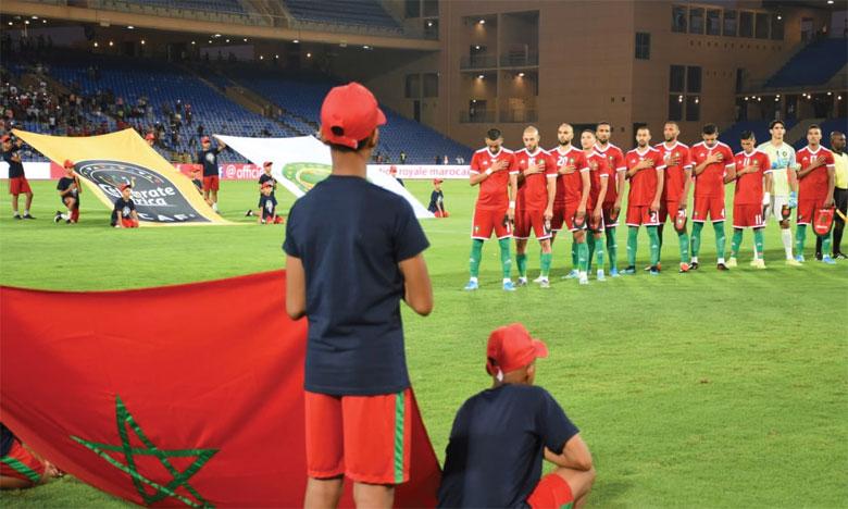 Les Lions de l'Atlas passent le troisième test de l'ère Vahid