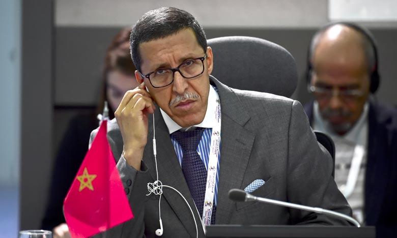 Ecosoc :  Omar Hilale réélu vice-président du segment humanitaire