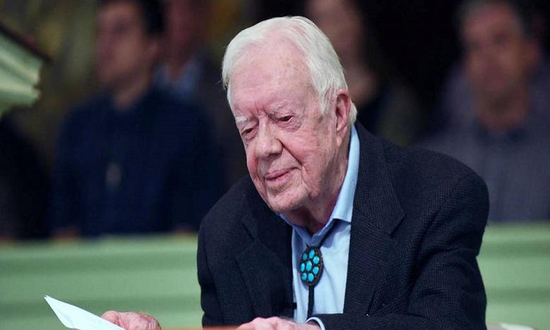 Jimmy Carter  opéré, pas de complications