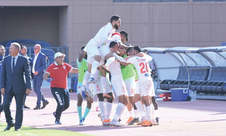 Le Hassania rejoint le TAS dans une finale inédite
