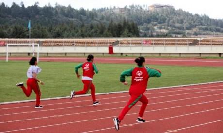 Le Maroc participera aux  championnats du monde d'athlétisme