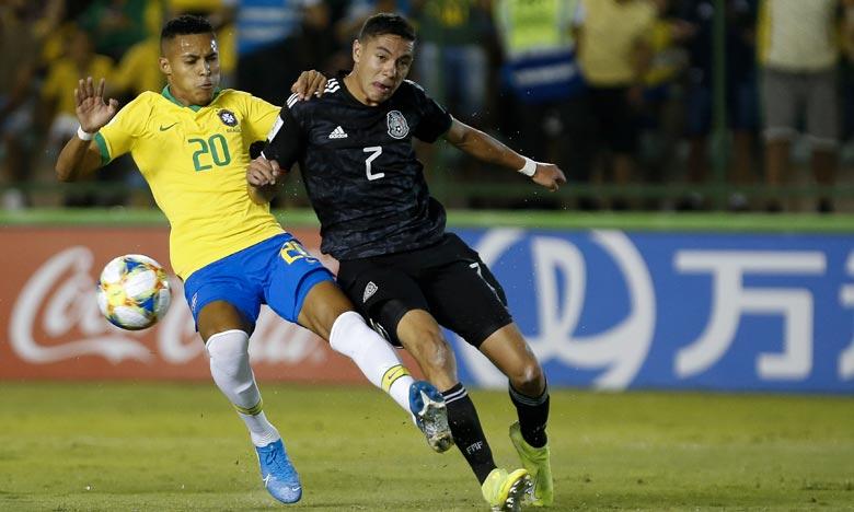 Mondial U17  : le Brésil champion pour la 4e fois