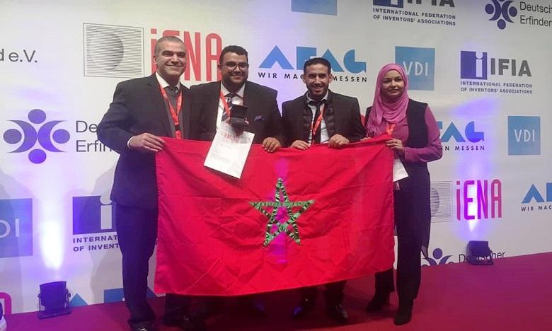 Le Matin - La Team Maroc brille au concours d'innovation iENA