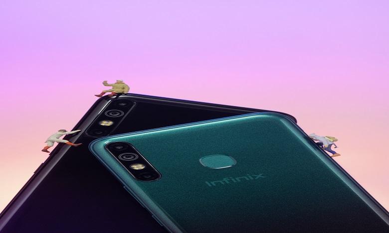 Infinix lance le Hot 8 avec une autonomie de 4 jours