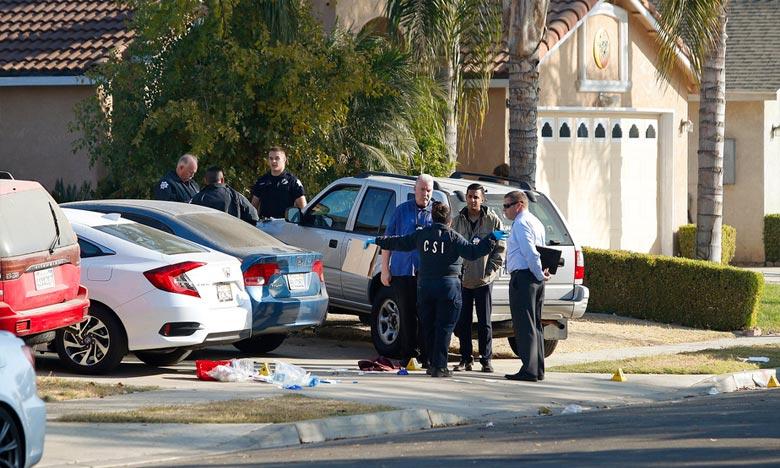 Fusillade mortelle en Californie  :  les suspects toujours recherchés