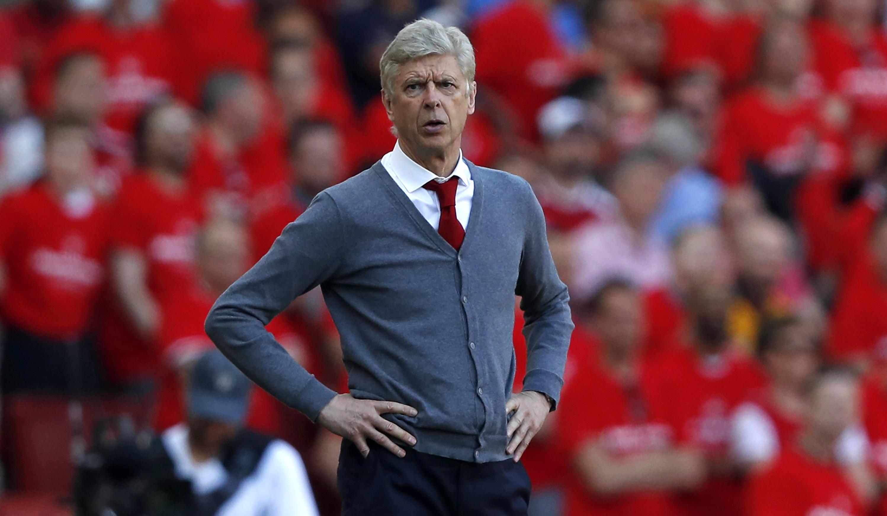 Arsène Wenger aurait appelé Karl-Heinz Rummenigge pour lui faire part de son intérêt pour le poste d'entraîneur. Ph. AFP/Archives