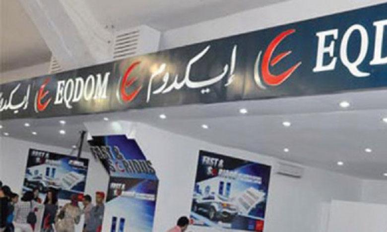Eqdom lèvera 1,5 milliard de DH sur le marché obligataire