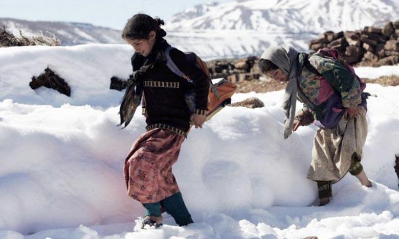Ifrane se prépare à l'arrivée du froid hivernal
