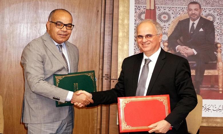Développement du digital : Barid Al-Maghrib et l'ADD scellent un partenariat