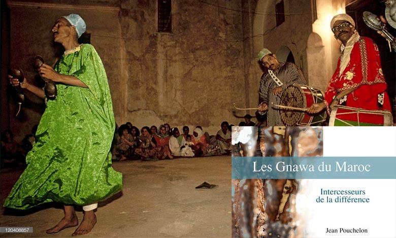 L'œuvre, primée, du Français Jean Pouchelon présente une étude sur la musique Gnawa, une expression qui témoigne de la diversité culturelle au Maroc. Ph : DR