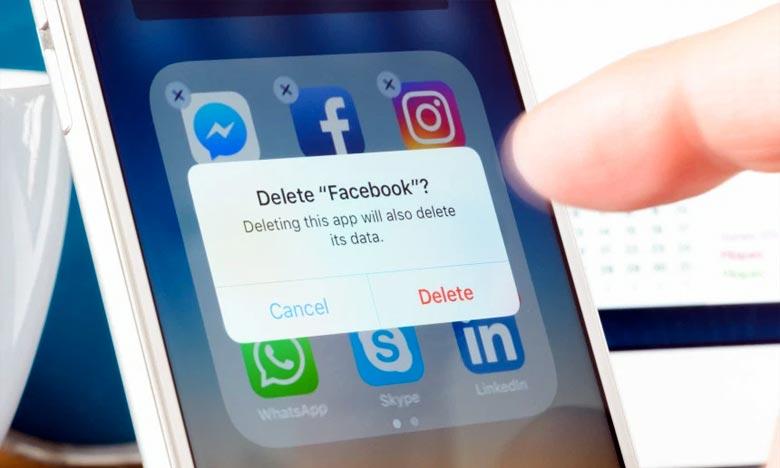 Facebook : 5,4 milliards de faux comptes supprimés