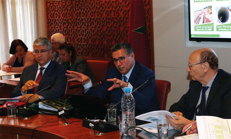 Près de 8 milliards de dirhams affectés en 2020  au programme de lutte contre les disparités territoriales et sociales en milieu rural