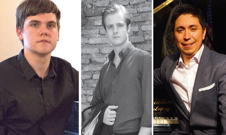 Les virtuoses finalistes de la 13e édition en concert