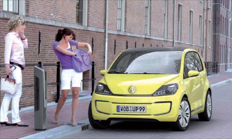 Volkswagen coopère avec plusieurs villes