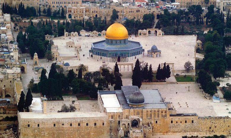 S.M. le Roi insiste sur la nécessité de replacer la question palestinienne au cœur des priorités internationales