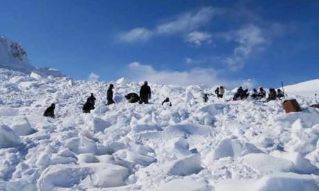 Avalanche meurtrière dans le nord de l'Inde