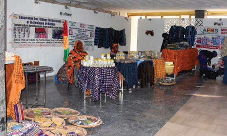 Les femmes artisanes du Maroc et d'autres pays d'Afrique à l'honneur