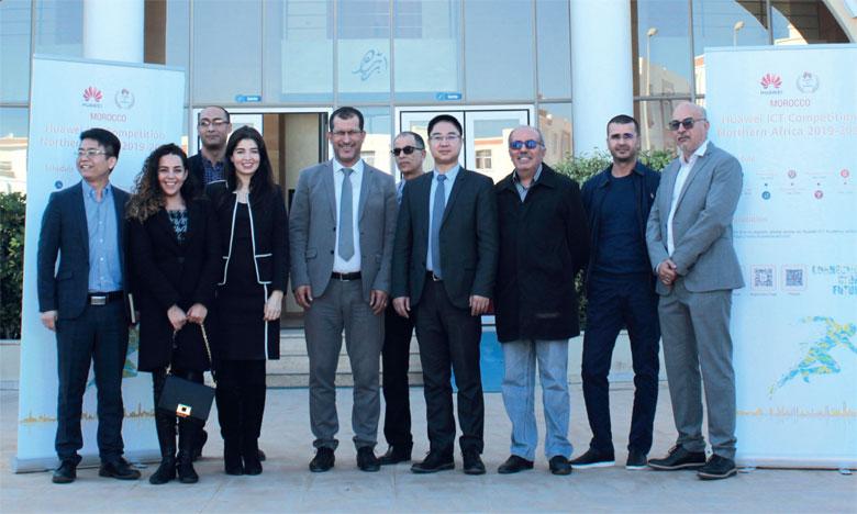 Huawei s'engage à former des enseignants et des étudiants  de l'Université Ibn Zohr d'Agadir
