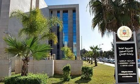 La DGAPR transfère des détenus des événements d'Al Hoceima de la prison de Ras El Ma à la prison de Guercif