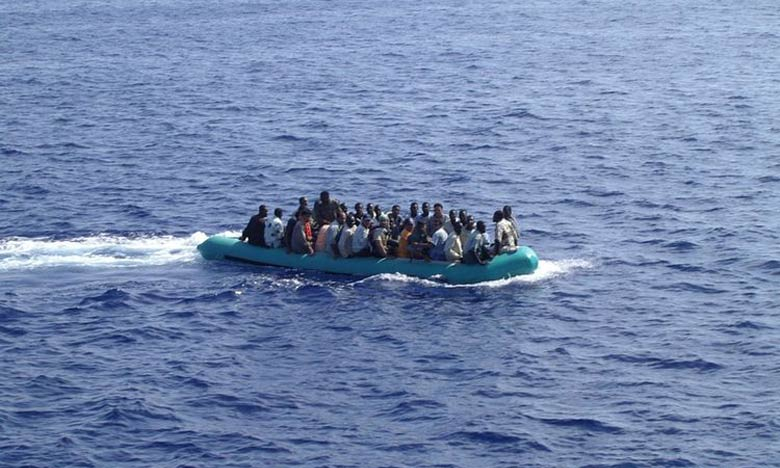 Un total de 22.247 migrants ont gagné de manière illégale les côtes espagnoles à bord d'embarcations de fortune au 30 octobre dernier, contre 47.684 migrants pendant la même période de 2018. Ph: DR.