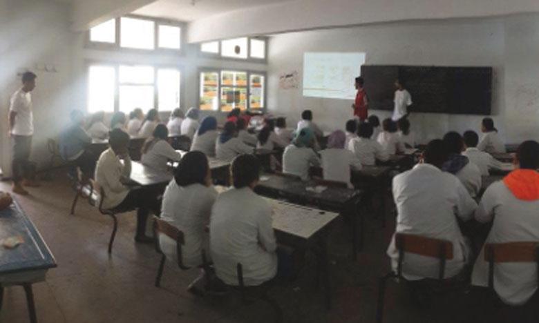 Ben M'sick : Signature d'une convention pour la gestion de l'école de la 2e chance