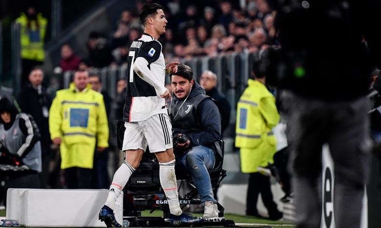 Juventus-AC Milan: Ronaldo quitte le stade avant la fin du match