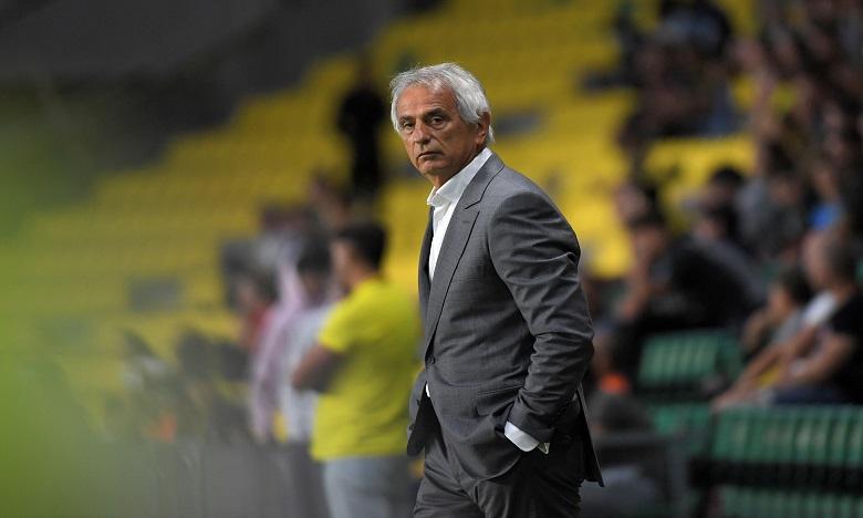 Vahid Halilodzic explique pourquoi il a écarté Amine Harit