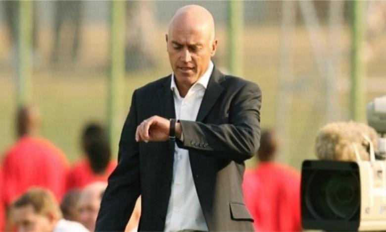 Le Hassania d'Agadir limoge son entraîneur Angel Miguel Gamondi