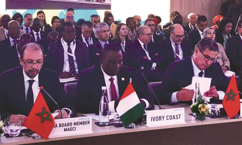 Le Maroc se mobilise pour une agriculture africaine capable de surmonter les contraintes des changements climatiques