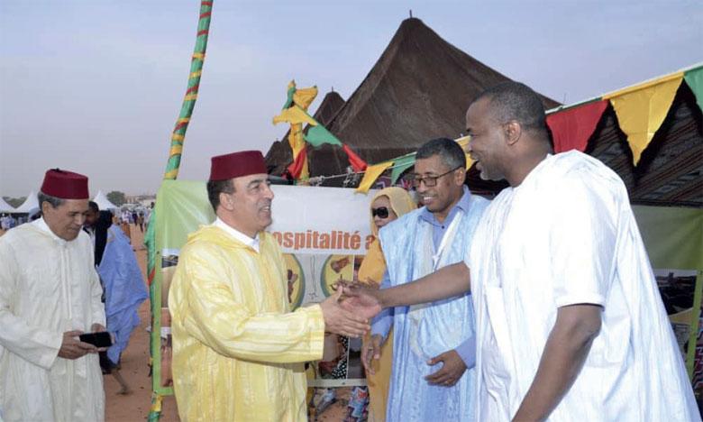 Le Maroc invité d'honneur du neuvième Festival des villes anciennes de Chinguetti
