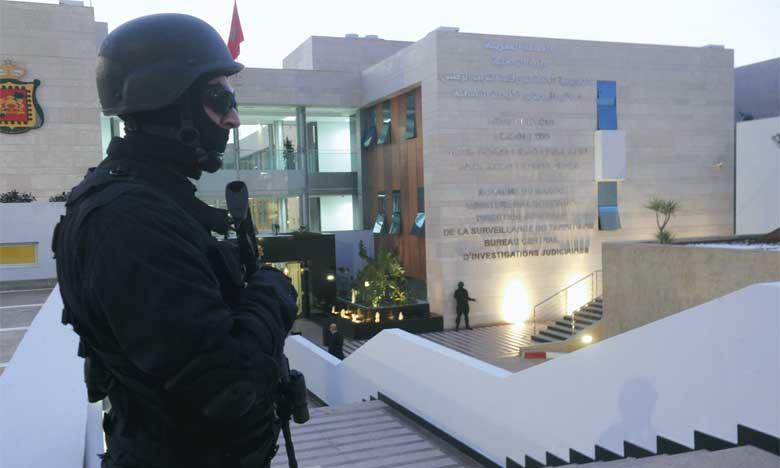 Arrestation par le BCIJ de deux éléments partisans de ''l'Etat islamique'' s'activant à Rabat