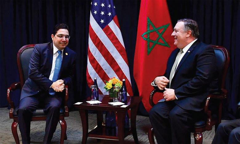Les États-Unis réaffirment l'importance du Maroc comme «partenaire essentiel dans tous les domaines»