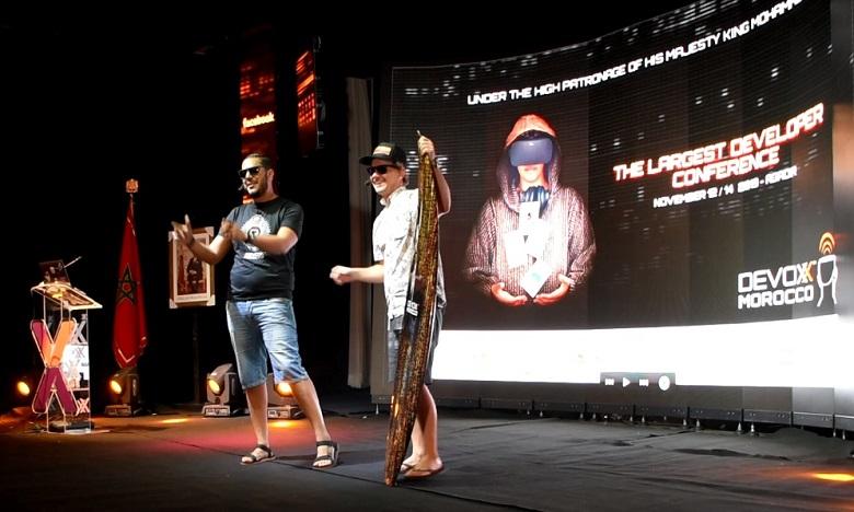 Badr El Houari mise sur son événement pour changer l'image du développeur au Maroc. Phs. Sradni