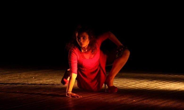 Danse contemporaine à l'Institut Cervantes de Casablanca