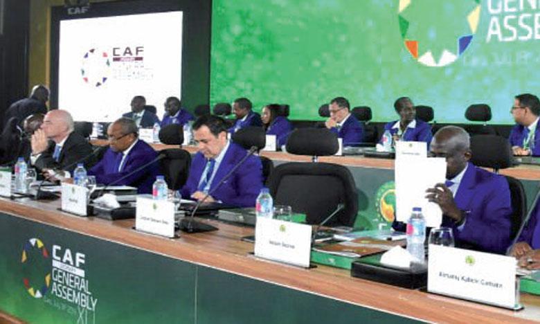 Retour de la CAN en janvier dès l'édition 2021, Mondial des clubs oblige