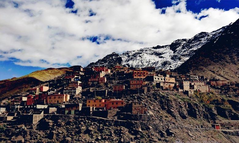La DMN prévoit pour ce vendredi des chutes de neige à partir de 1.300 m sur les reliefs de l'Atlas, le Rif et les hauts plateaux orientaux. Ph : DR
