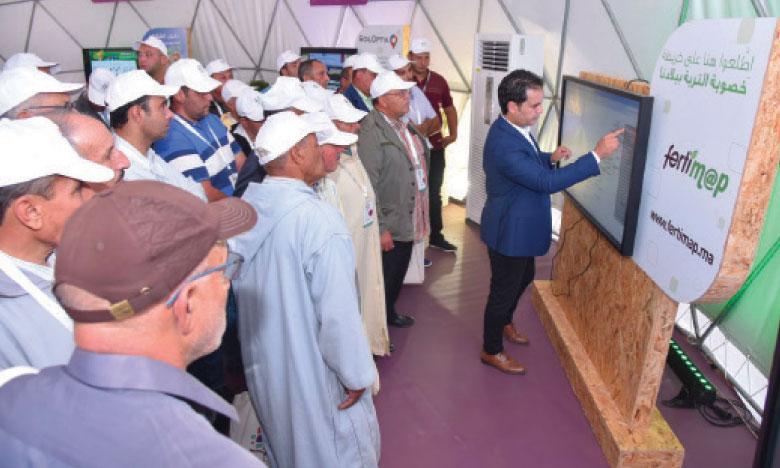 OCP : Nouvelle escale de la caravane «Al Moutmir itinérant»