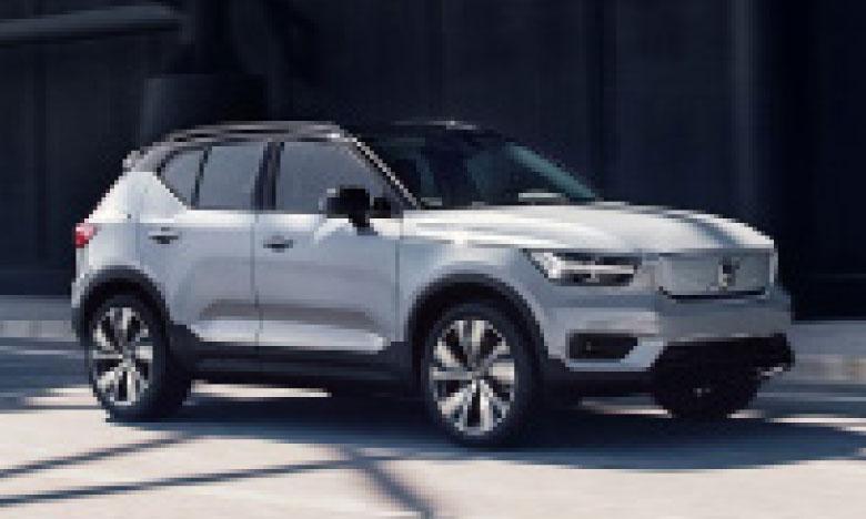 «Recharge» désignera toutes les Volvo rechargeables à motorisation 100% électrique ou hybride.