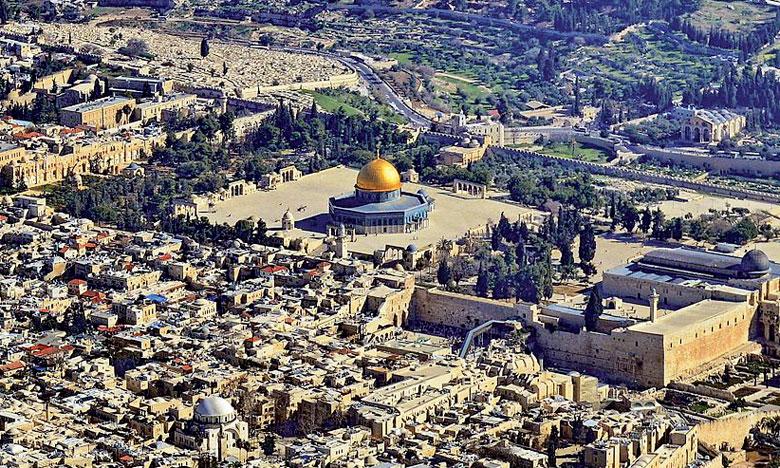 Incursion de colons dans la mosquée Al-Aqsa