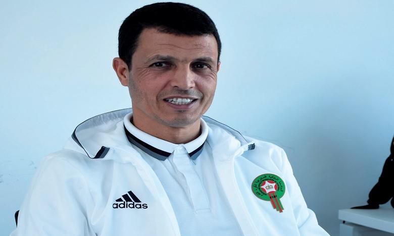Jamal Sellami, ancienne gloire du Raja, sera assisté par Youssef Safri, un autre enfant du club. Ph. DR